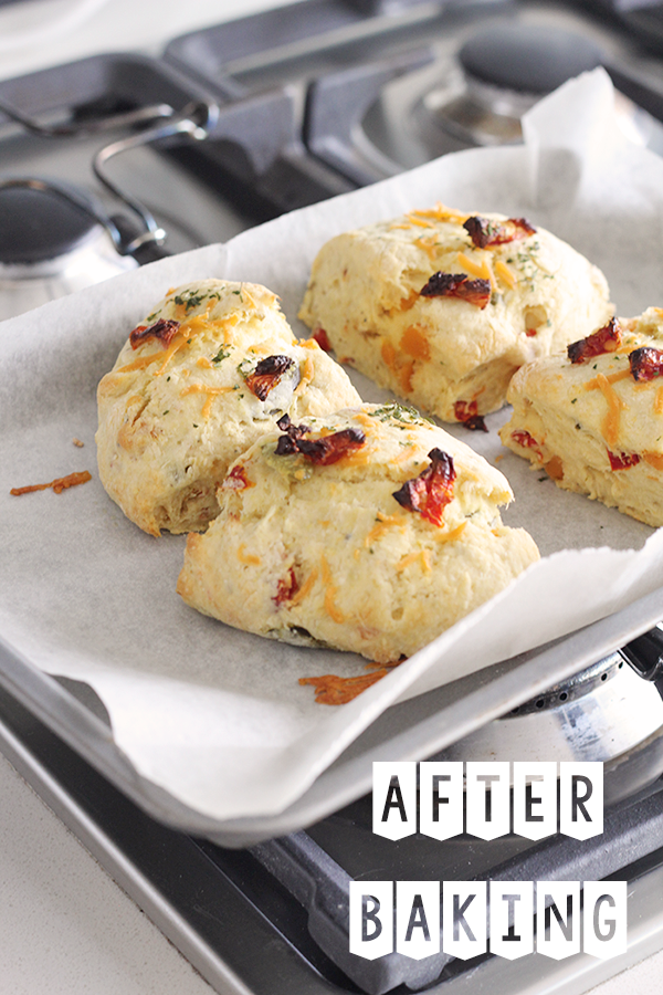 Vegan Cheddar Biscuits (With Jalapeno)! | MyWifeMakes.com #vegan #jalapeno #biscuits #recipe